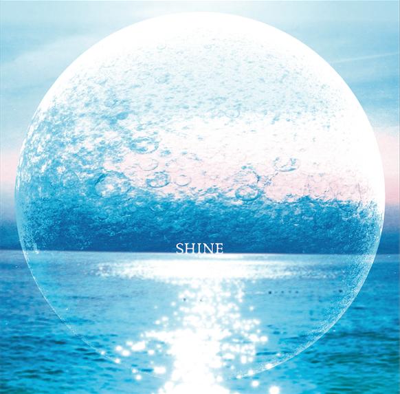 aquarifa会場限定CD 「SHINE」